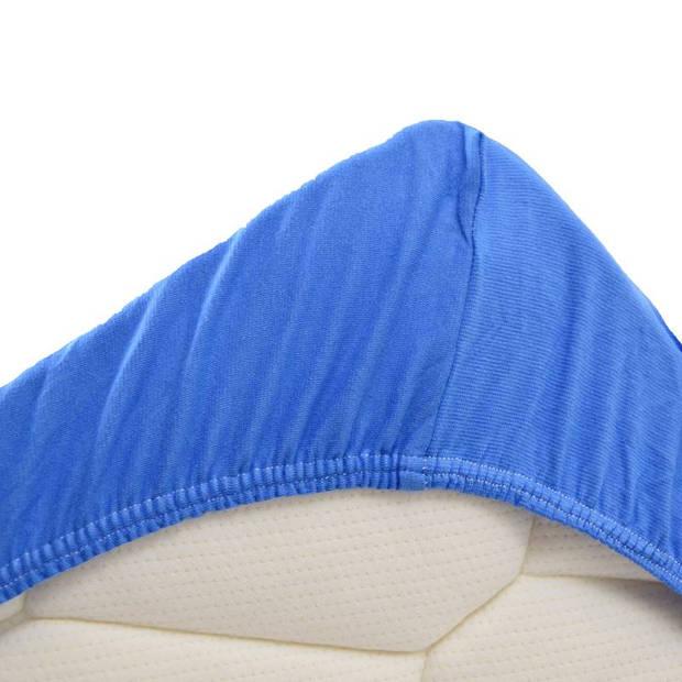 Snoozing Jersey Stretch - Hoeslaken - 120/130x200/220/210 - Meermin