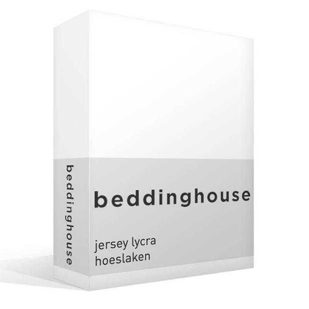 Beddinghouse jersey lycra hoeslaken - 2-persoons (120/130x200/220 cm)