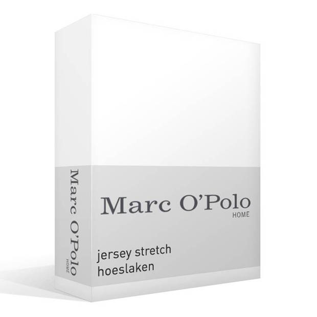 Marc O'Polo Marc O'Polo Jersey stretch hoeslaken - 1-persoons (90/100x200/220 cm)