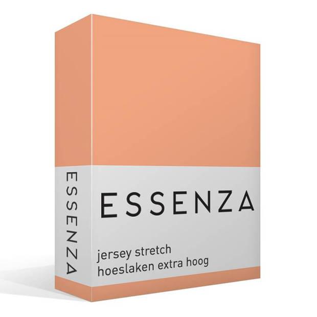 Essenza Premium jersey hoeslaken extra hoog - Lits-jumeaux (180/200x200/220 cm)