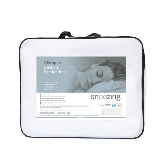 Snoozing Olympus - Dons - Dekbed - Eenpersoons - 140x220 cm - Wit