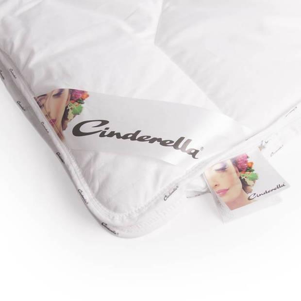 Cinderella Classic 4 seizoenen dekbed - Lits-jumeaux (260x220 cm)