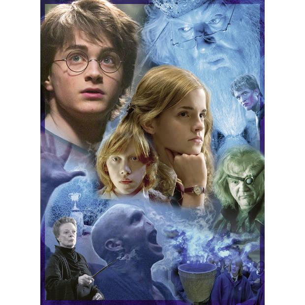 Ravensburger puzzel Harry Potter in Zweinstein - 500 stukjes