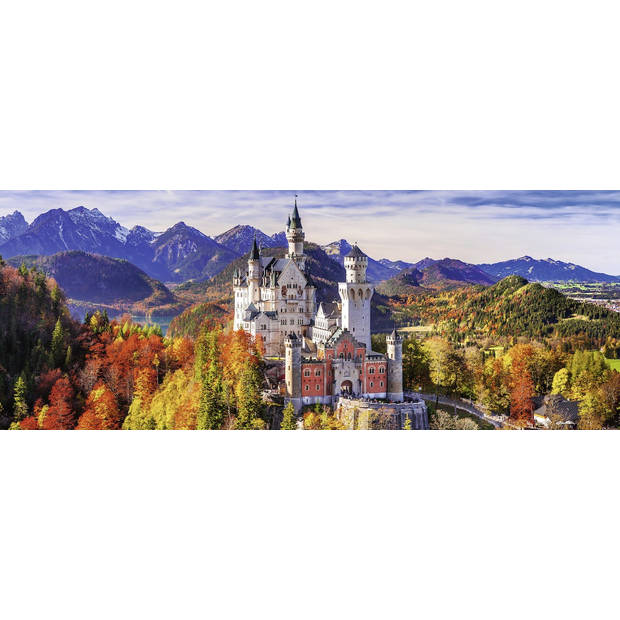 Ravensburger puzzel slot Neuschwanstein - 1000 stukjes
