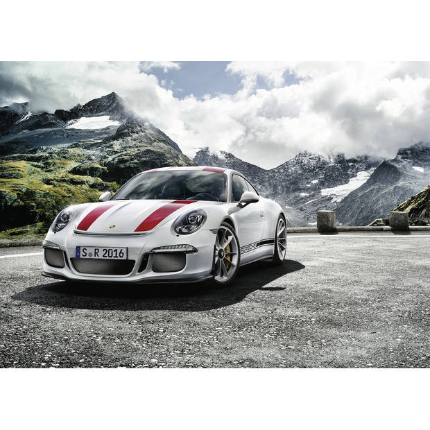 Ravensburger puzzel Porsche 911R - 1000 stukjes