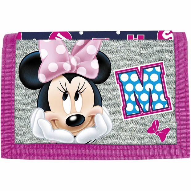 Disney Cute - Portemonnee - 12 x 8 cm - Multi