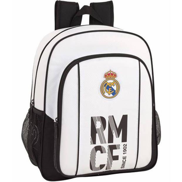 Real Madrid - Rugzak - 38 cm - Wit