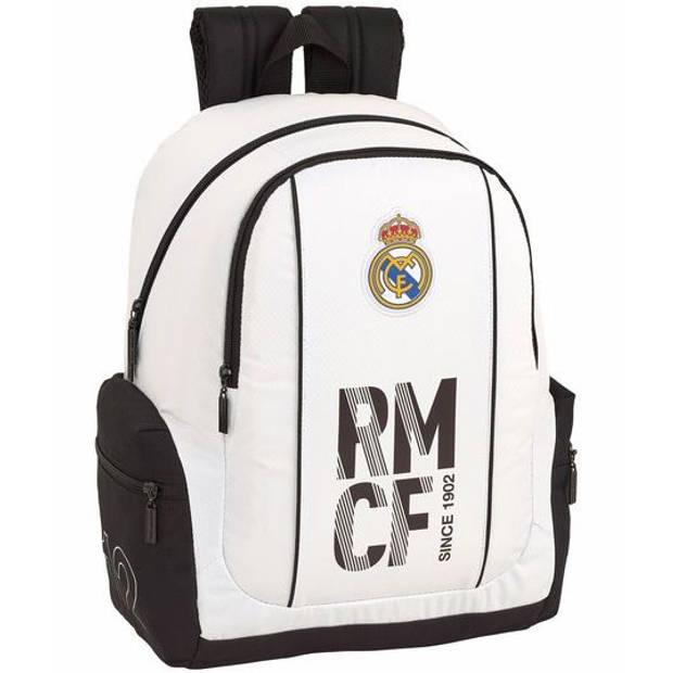 Real Madrid - Rugzak - 43 cm - Wit