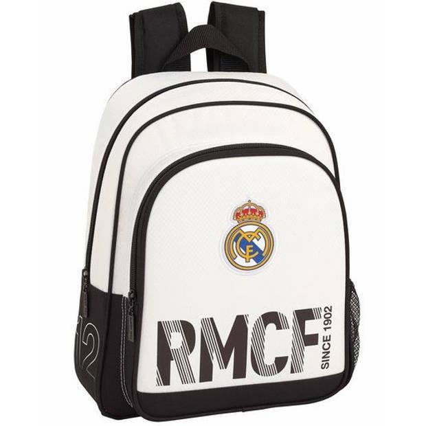 Real Madrid - Rugzak - 34 cm - Wit