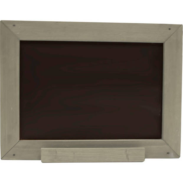 AXI Krijtbord grijs/zwart 41 cm