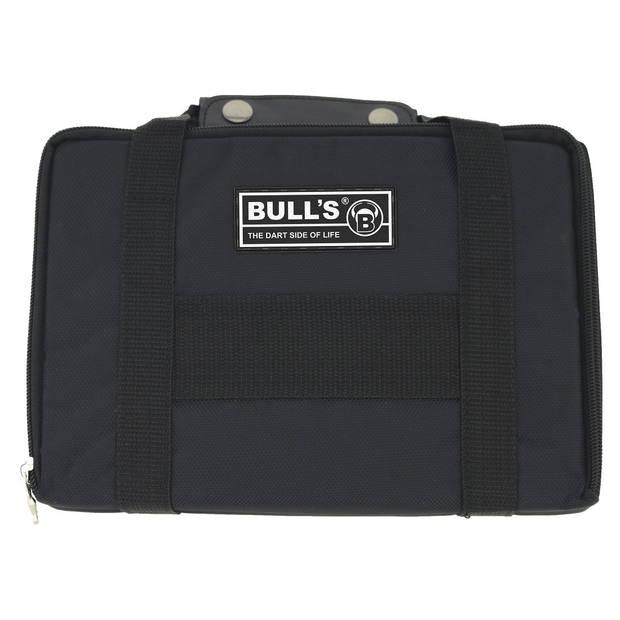 Bull's dartkoffer MSP zwart 27 x 9 x 7 cm