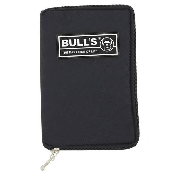 Bull's dartetui TP zwart 18 x 12 x 5 cm
