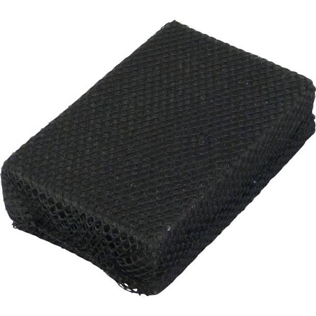 Protecton insectenspons XL 24,5 x 10,5 x 5 cm mesh zwart