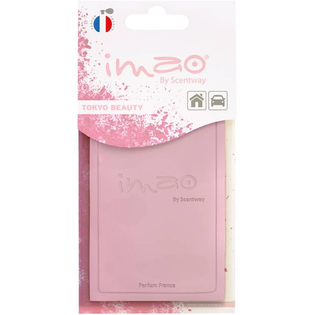 IMAO luchtverfrisser Tokyo Beauty roze