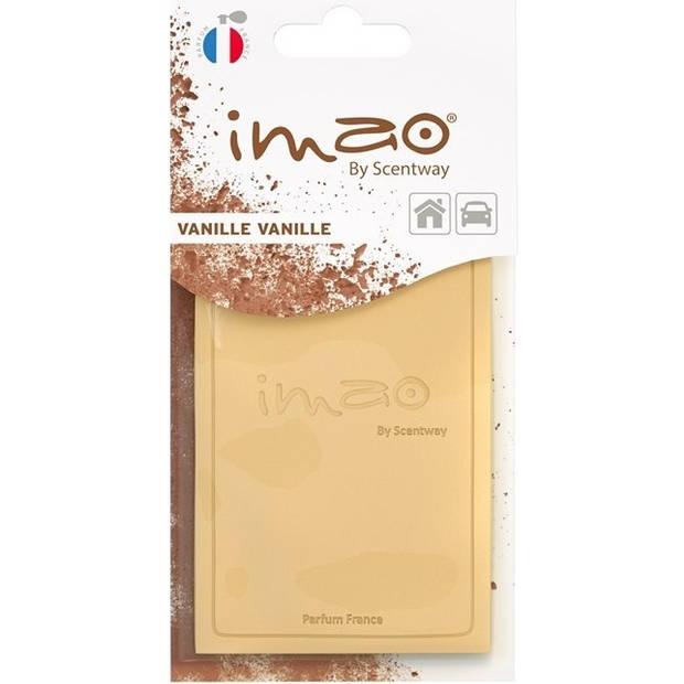IMAO luchtverfrisser Vanille crème