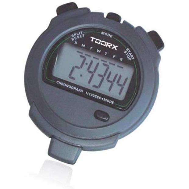 Toorx Stopwatch - Digitaal - Professioneel - Zwart