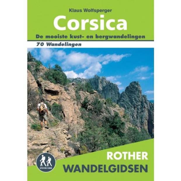 Corsica - Rother Wandelgidsen
