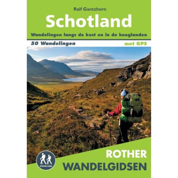 Schotland - Rother Wandelgidsen