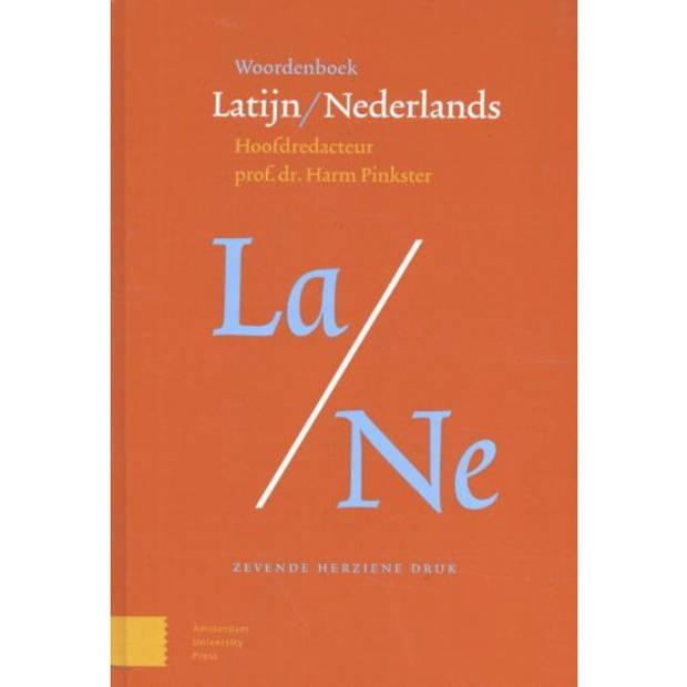 Woordenboek Latijn / Nederlands
