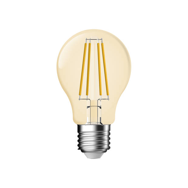 Led Bulb A60 1,9we27 Gold Clear