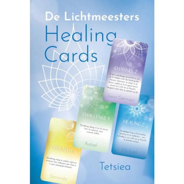 De Lichtmeesters Healing Cards