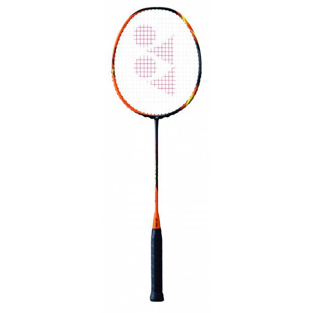 Yonex badmintonracket Atrox 7 oranje/zwart