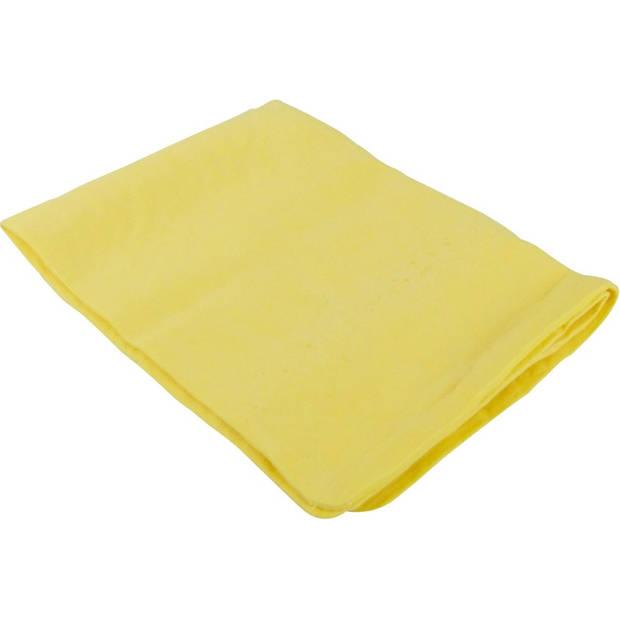 Protecton zeem 40 x 30 cm synthetisch geel