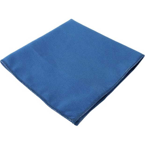 Protecton polijstdoek 40 x 40 cm microvezel blauw