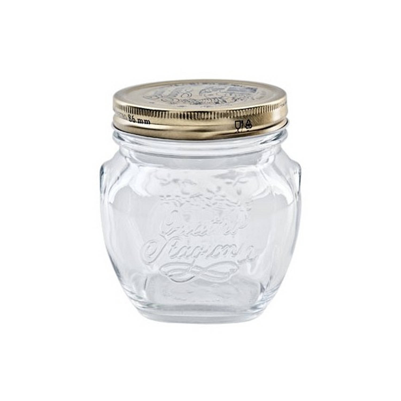 3x stuks Weckpotten met draaideksel 200 ml
