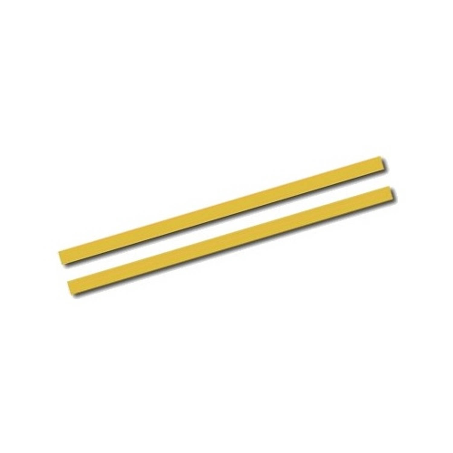 AutoStyle sticker AutoStripe Cool270 2+2 mm 975 cm goud