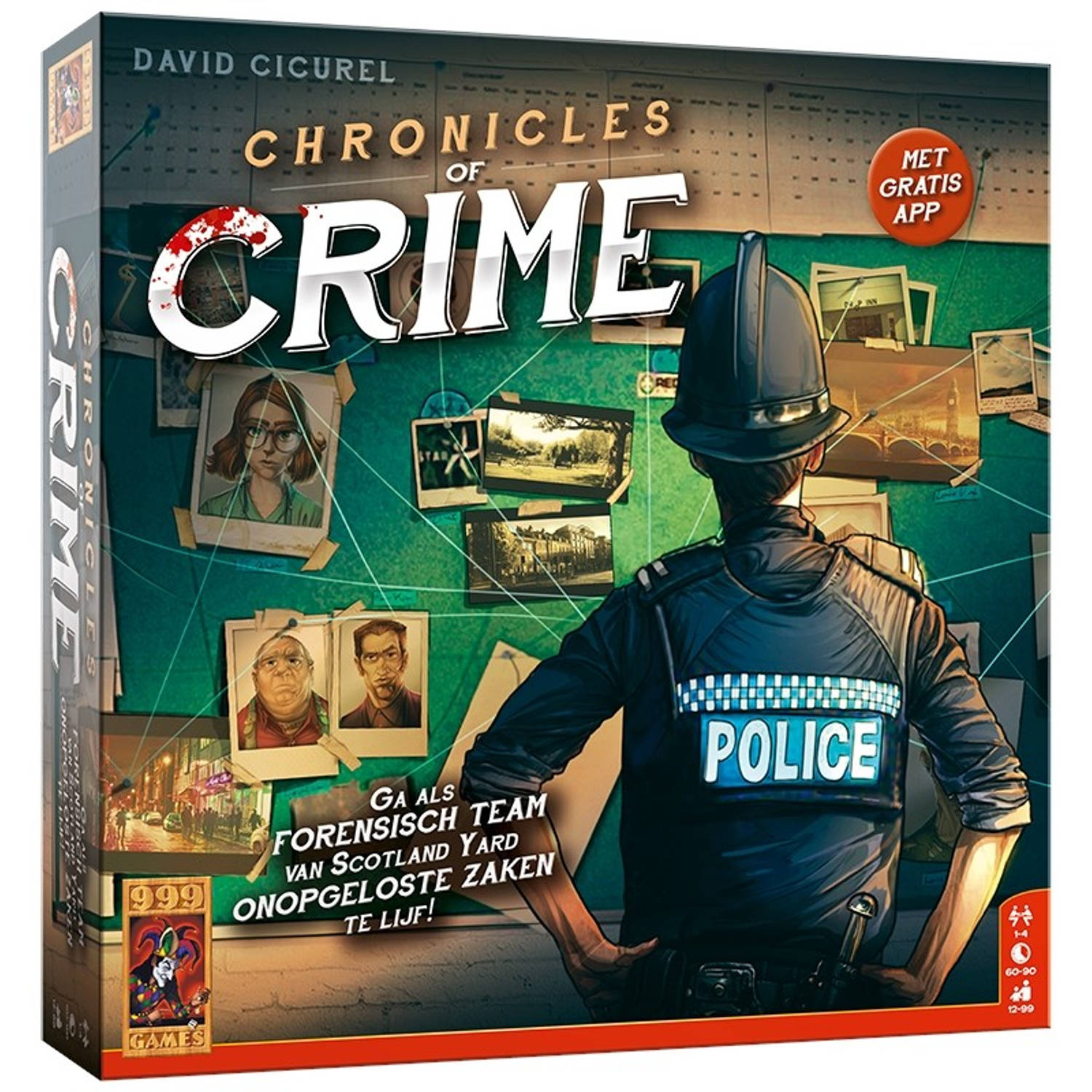 Korting Chronicles of Crime actiespel