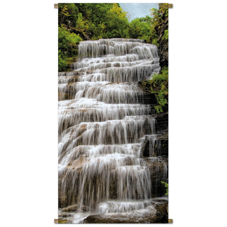 Banner Waterval L170b85cm