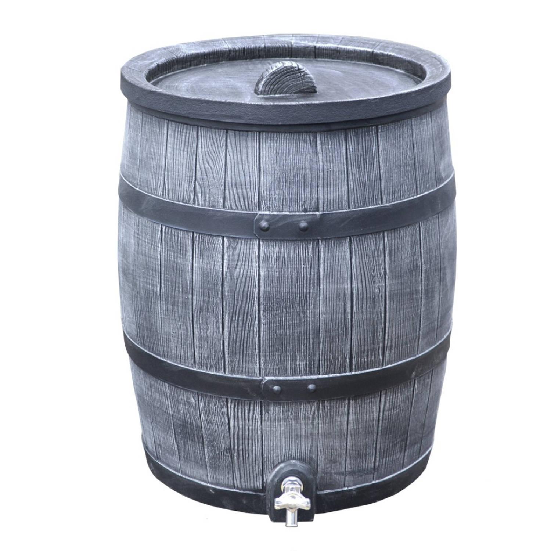 Regenton 120 Liter Grijs