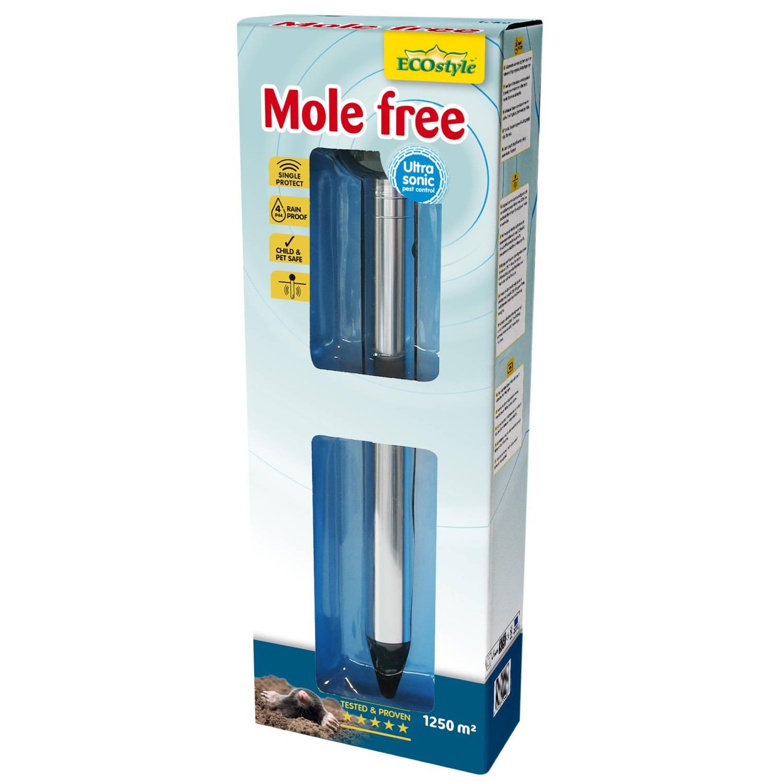 Mole free 1250 m2