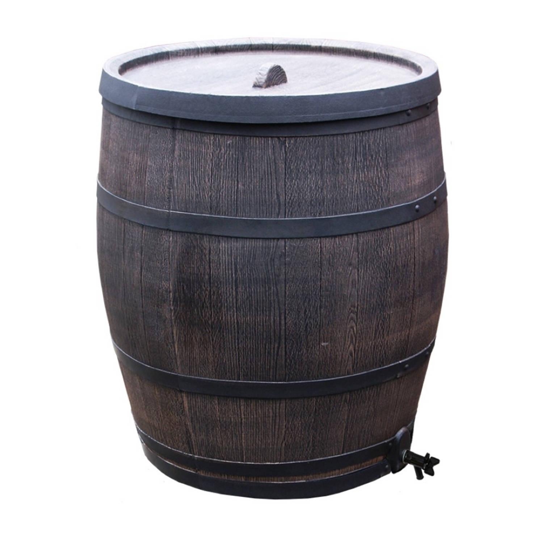 Regenton 350 Liter Bruin