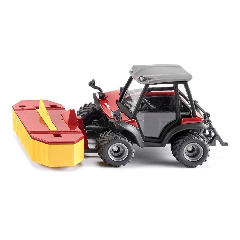 Siku tractor Aebi TerraTrac TT211 kunststof/aluminium (3068)