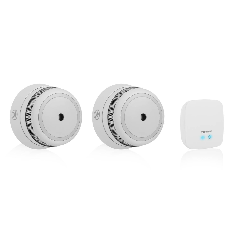 Smartwares rookmelder set SH8-99101