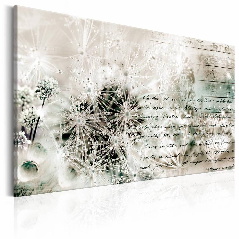 Schilderij - Love Letter - 120x80