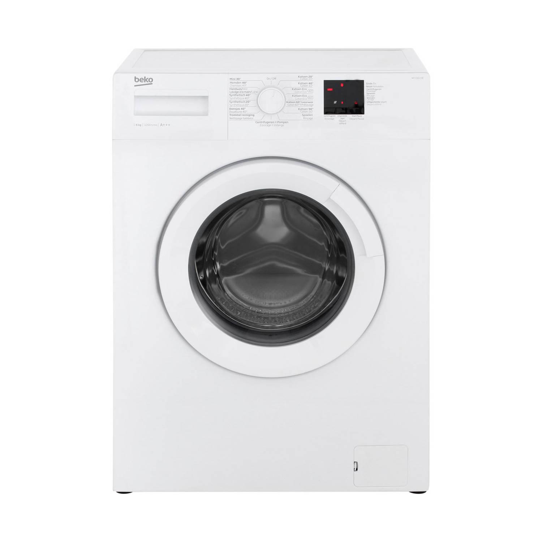 Beko WCV6611BC wasmachines - Wit