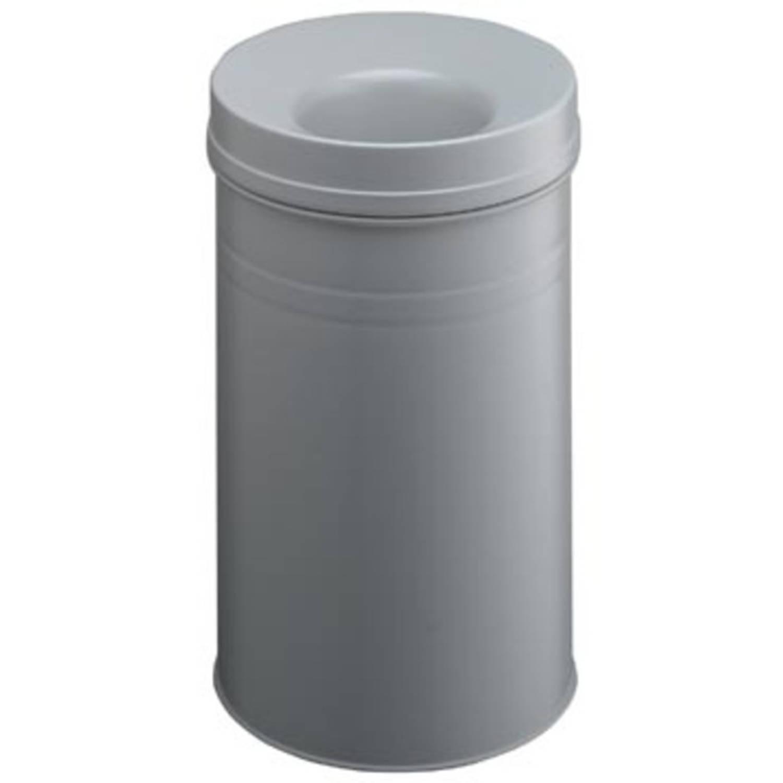 Durable asbak Safe+, 15 liter, metaal