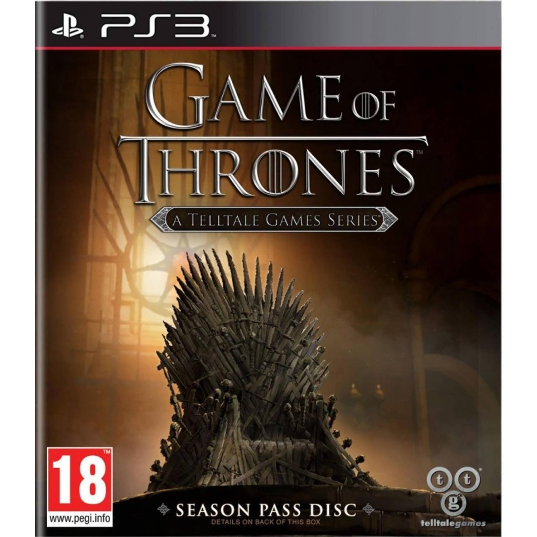 Afbeelding van Game of Thrones - A Telltale Games Series - PS3