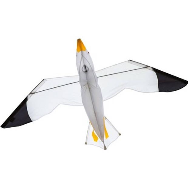 Invento eenlijnsvlieger Seagull 3D 140 cm wit