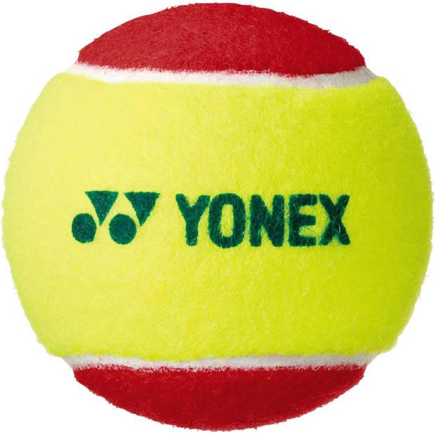 Yonex tennisballen stage 3 bucket 60 stuks