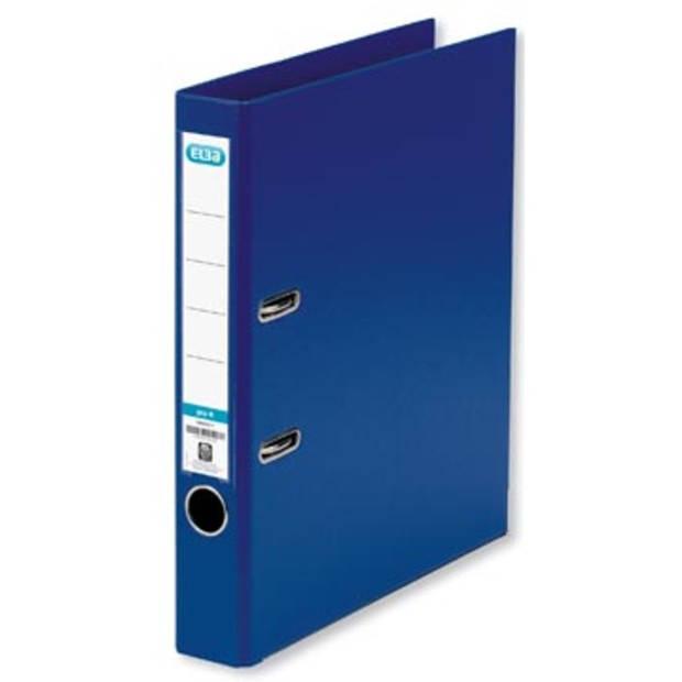 Elba ordner Smart Pro+, donkerblauw, rug van 5 cm