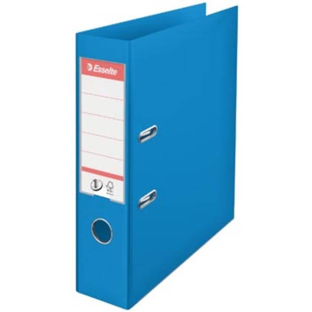 Esselte Ordner Power N° 1 Vivida ft A4, rug van 7,5 cm, blauw