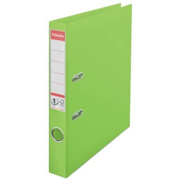 Esselte Ordner Power N° 1 Vivida ft A4, rug van 5 cm, groen