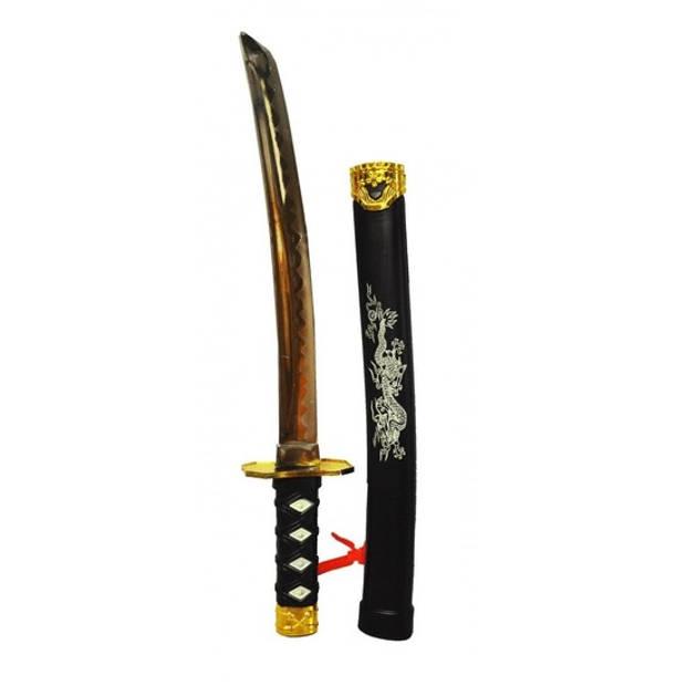 Speelgoed wapens ninja zwaard 42 cm