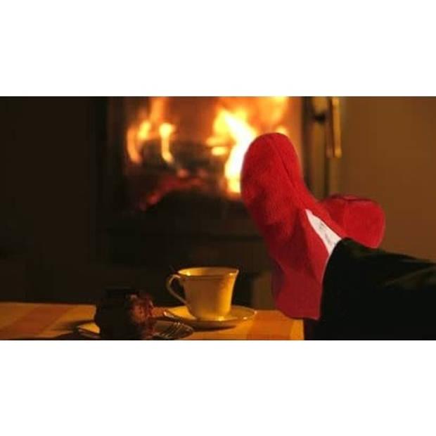 Bruine Spaanse sloffen/pantoffels voor dames/heren 41