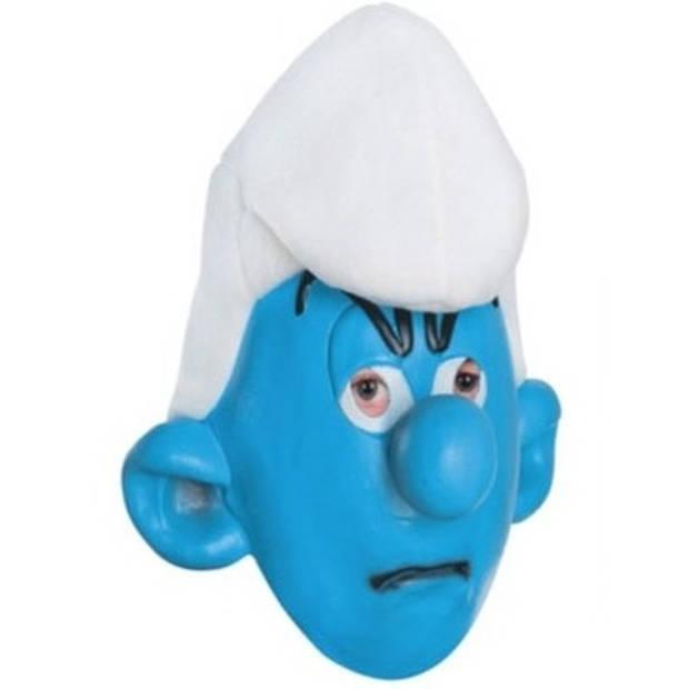 Smurfen masker voor kinderen