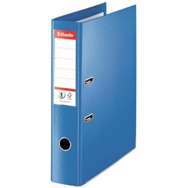 Esselte Ordner Power N° 1 Vivida ft folio, rug van 7,5 cm, blauw